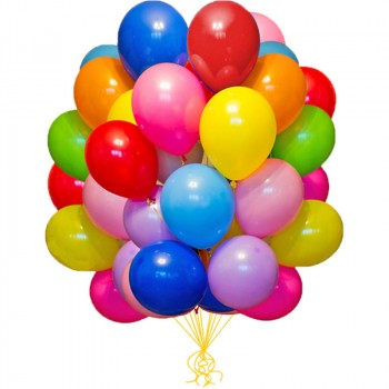 Balloons with helium (select number)
