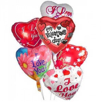 Balloon Heart 1 pc