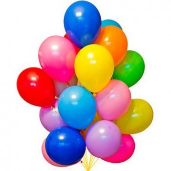 Balloon with helium 1 pc