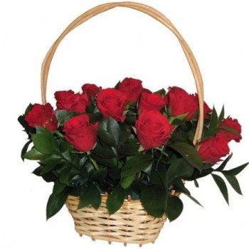 Flower basket Strong feelings